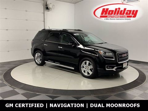 Pre-Owned 2017 GMC Acadia Limited Limited AWD SUV