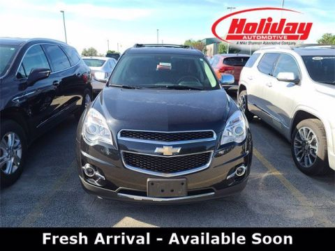Pre-Owned 2013 Chevrolet Equinox LTZ FWD SUV