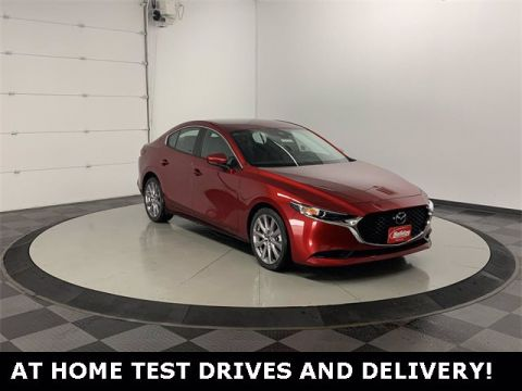 2020 Mazda Mazda3 with Preferred Pkg