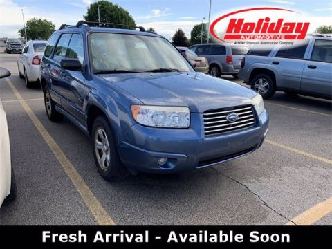 Pre-Owned 2007 Subaru Forester X AWD SUV