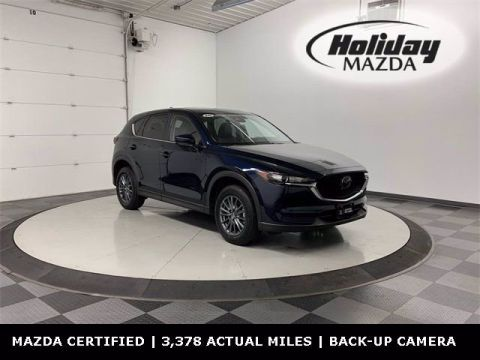 Certified Pre-Owned 2020 Mazda CX-5 Touring AWD SUV