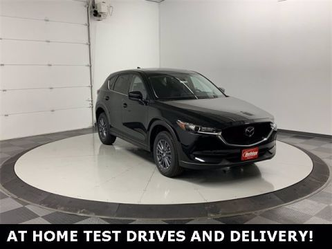 New 2020 Mazda CX-5 Touring AWD SUV