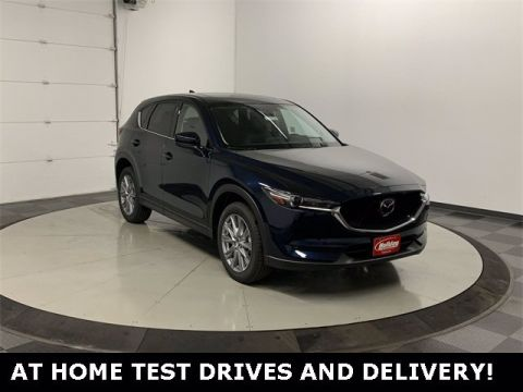 New 2020 Mazda CX-5 Grand Touring AWD SUV