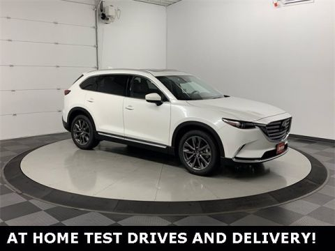 New 2020 Mazda CX-9 Signature AWD SUV