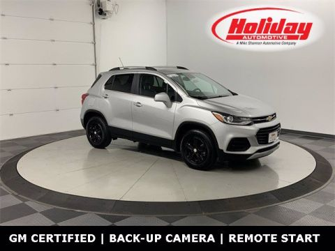 Pre-Owned 2018 Chevrolet Trax LT AWD SUV